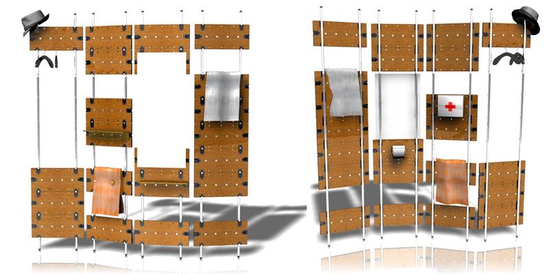 ... Design System Handtuchhalter Raumservice Sensible Roomservice W 45  Badezimmer Nassbereich Produktdesign Produktgestaltung Jonadesign Jona  Design Zürich